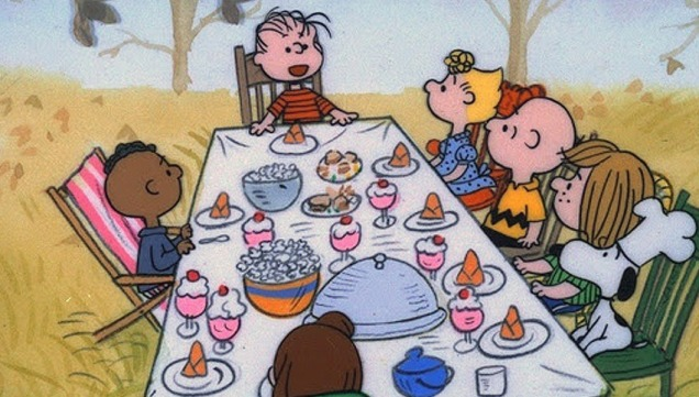 Peanuts Thanksgiving