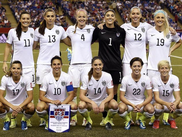 us womens soccer team 2015