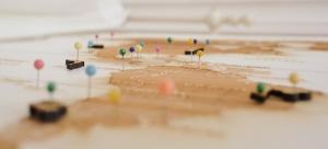 plotting my travel
