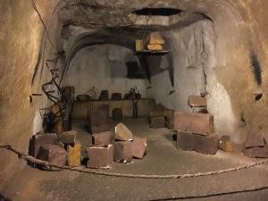 Naples Underground grotto