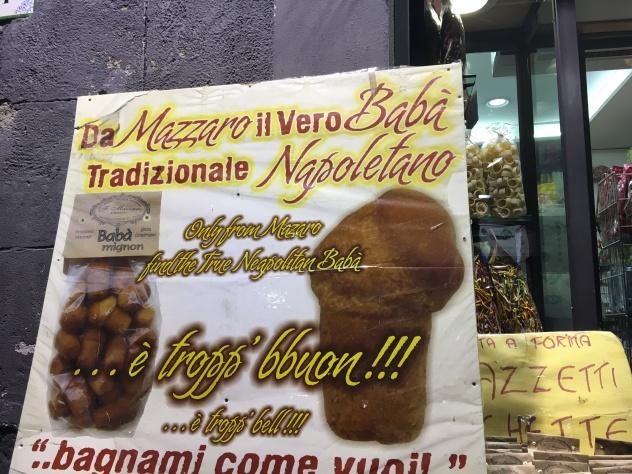 Mazzaro in Napoli
