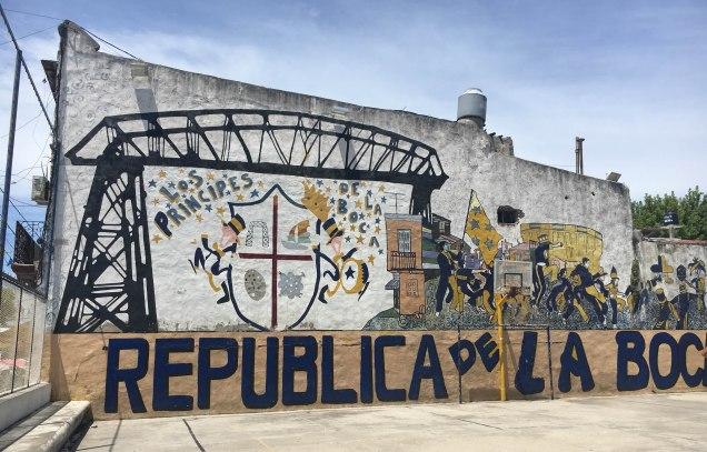 La Republica de La Boca