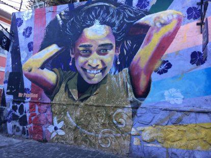 Valpo street art