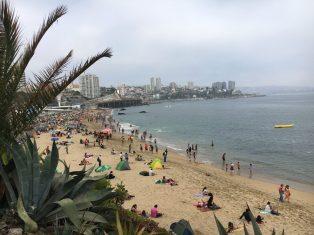 Viña beach