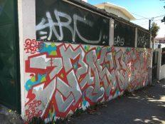 Viña street art