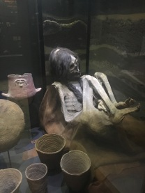 Mummy at Fonck Museum