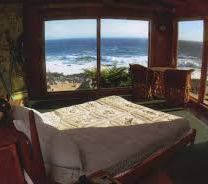 Pablo Neruda's bedroom