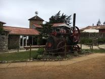 Pablo Neruda's house in Isla Negra, Chile