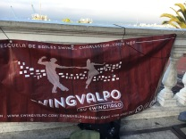 Valpo swing dance banner