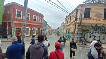Valpo street tour