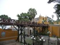 Barranco Bridge of Sighs