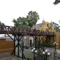 Barranco Bridge of Sighs