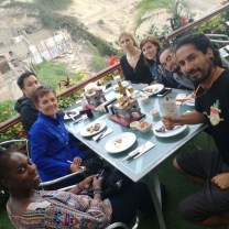 Barranco food tour