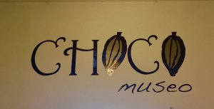 Choco museo logo