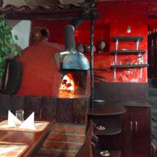 El Pisonay restaurant