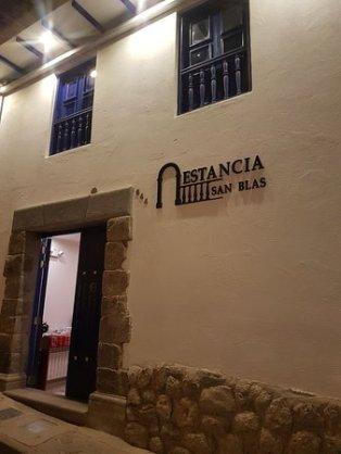 Estancia San Blas hotel