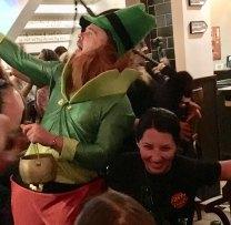 Leprechaun at Molly;s
