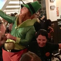 Leprechaun at Molly;s