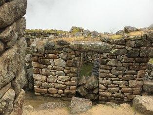 Machu Picchu stone wall