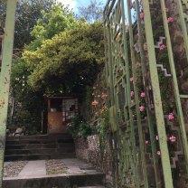 San Blas garden