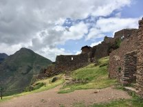 Sacred Valley ruins