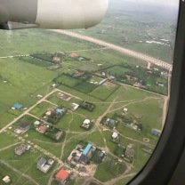 Nairobi aerial view