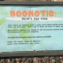 Noomotio sign