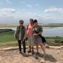 High point in Amboseli