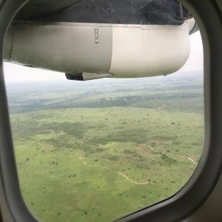 Approaching Amboseli