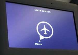 Which Way to Mecca
