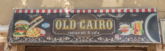 Old Cairo Restaurant & Cafe